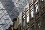 Gherkin and Holland House