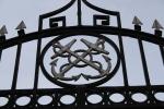 Drake's Steps gate