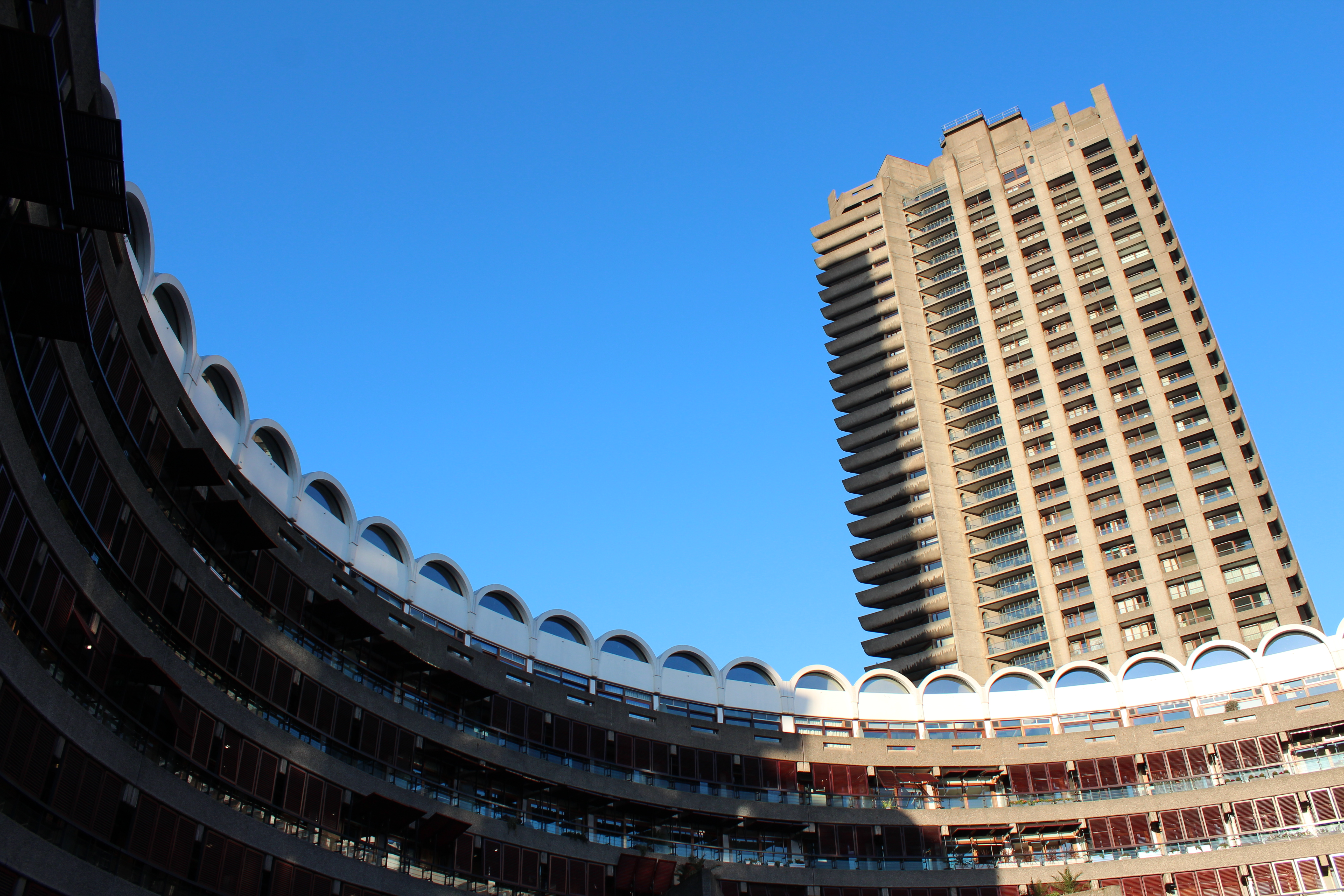 the barbican estate thelondonphile