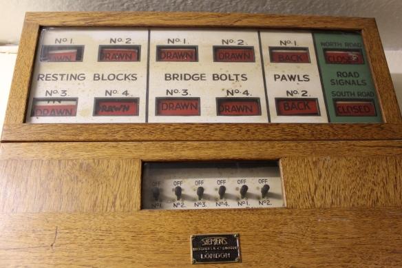 Control cabin