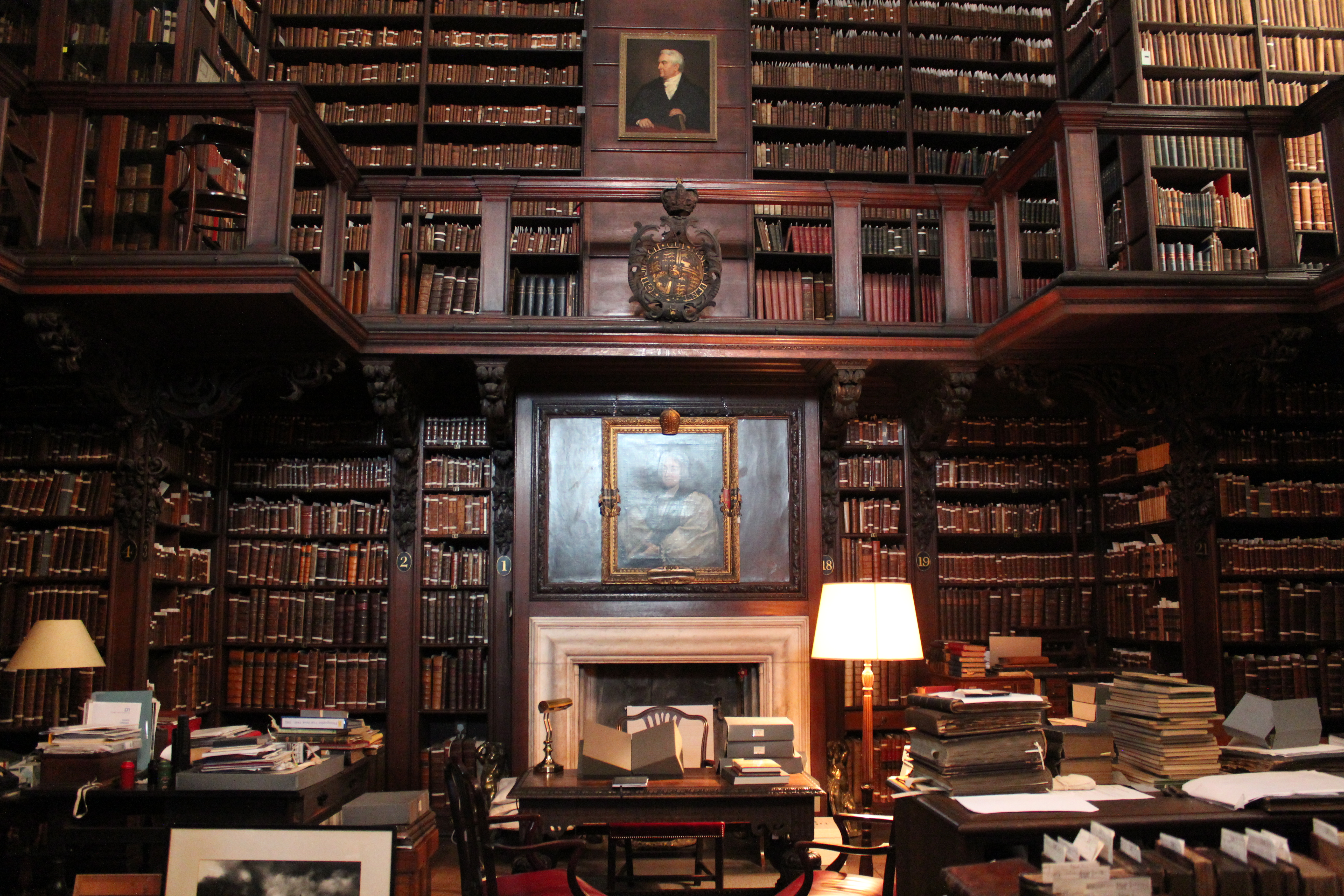 Libraries and Archives | thelondonphile