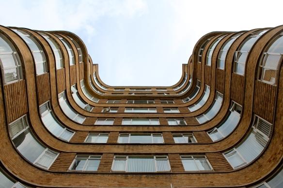 Florin Court الفن معماري في الندن تصاميم معمارية هندسة معمارية تاريخية تصميم