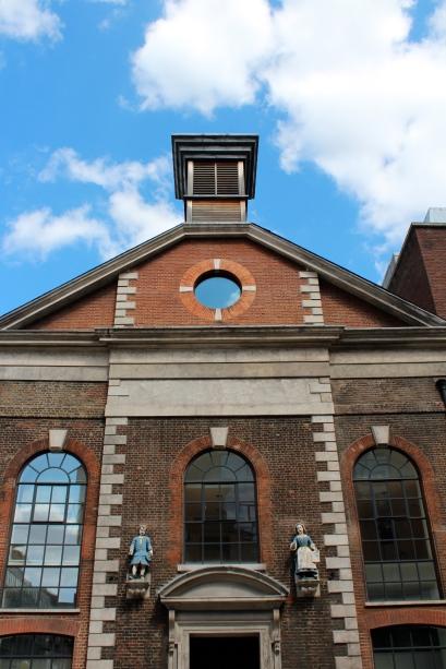 St Andrew's Charity School, 1721